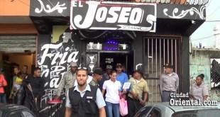 Clausura de El Joseo