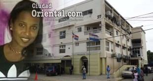 Geydi Martínez, fue ultimada de varios disparos por su ex pareja