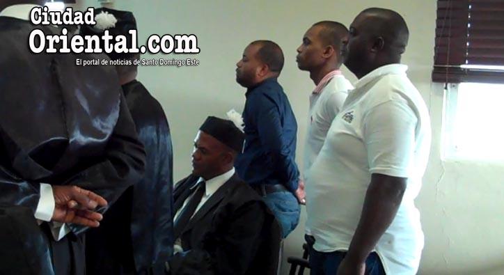 Video - Tribunal descarga tres hombres imputaban de asesinato en Herrera
