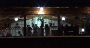 En esta residencia del Ensanche Ozama se reunió Hipólito Mejía con empresarios de SDE