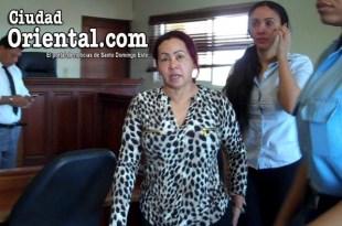 Las madres y su hija fueron arrestadas en la Sala de Audiencia