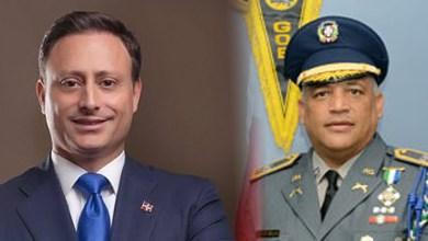 Procurador General de la República, (i) y el vocero de la PN