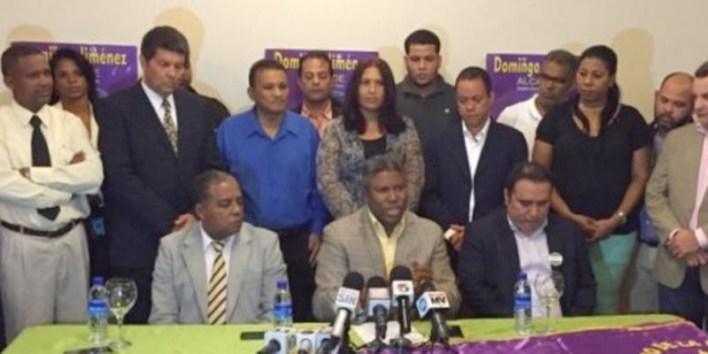 """Domingo Jimenez, denuncia encuestas PLD por resultados """"inaceptables"""""""