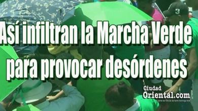 Photo of Aquí  mostramos una forma usada para infiltrar la Marcha Verde + Vídeo