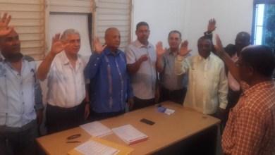 Photo of El PRM en SDE juramente su CLO para realizar su convención