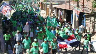 Photo of Marcha Verde denuncia corruptos abren frontera al narcotráfico