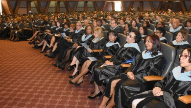 Photo of Graduados en la UASD decenas de doctores y magisters de Universidad de la Florida NSU