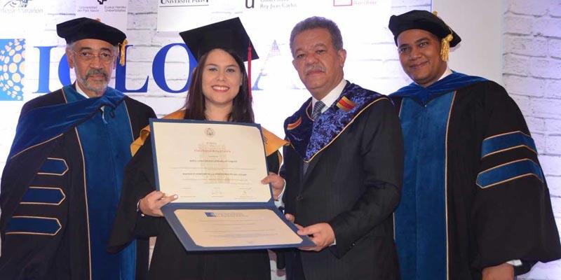 IGLOBAL entrega nuevos profesionales de maestrías en VI Graduación Ordinaria