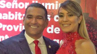 Photo of Mensaje de Navidad del diputado Luis Alberto y su esposa Noemí