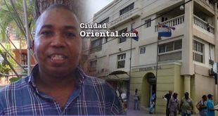 Fidel Starlin Soriano Peguero /Palacio de Justicia PSD
