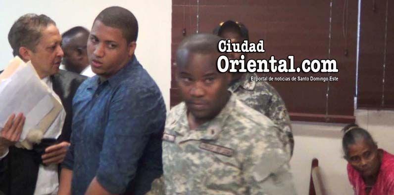 """Condena de 20 años a policía mató joven en incidente inició en """"La Tablita"""" y terminó en el """"Big Papí"""""""