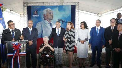 Photo of Rubén Maldonado resalta memoria histórica del gobierno de Juan Bosch