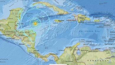 Photo of Advertencia de tsunami en el Caribe tras potente terremoto de magnitud 7.6