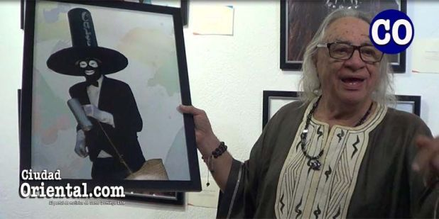 Dagoberto Tejeda explica el origen y significado del personaje Califé, del carnaval dominicano