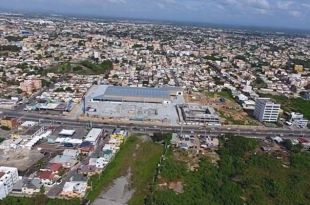 City Centre San Isidro, vista aérea