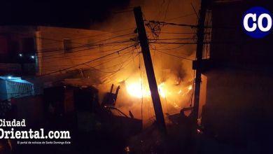 Photo of Piden auxiliar familias afectadas por incendio destruyó dos viviendas en Cancino Adentro