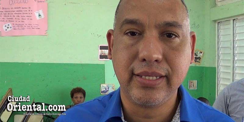 Aléxis Jiménez reclama anulación total de la convención en la boleta B