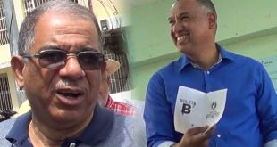Jorge Frías (i) y Aléxis Jiménez