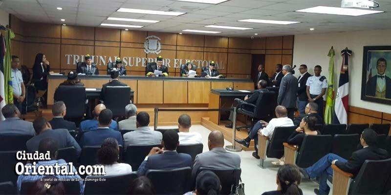 TSE da golpe demoledor a Miguel Vargas Maldonado + Vídeo