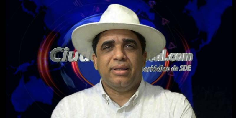 """Dío Astacio tacha de """"abusador"""" a Manuel Jiménez + Vídeo"""