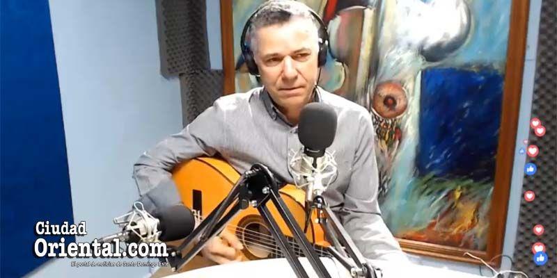 Manuel Jiménez dice en FaceBook Live lo que piensa del periodismo que hace Ciudad Oriental