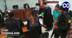 Fue acogida la acusación del Ministerio Público