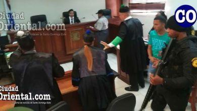 Photo of Dictan apertura a juicio de fondo contra dos imputados caso Carla Massiel