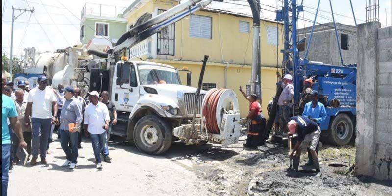 ASDE lleva jornada comunitaria en el sector Los Pinos de Hainamosa