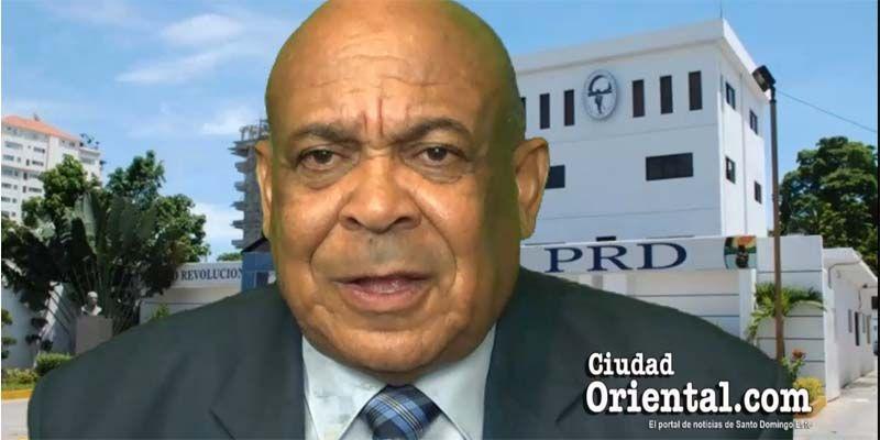 Anibal García Duvergé asegura Miguel Vargas ya no es el Presidente del PRD + Vídeo