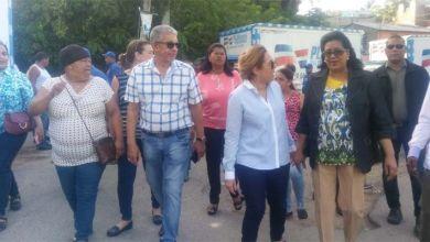 Photo of Funcionarios recorren sectores de Santo Domingo Oeste