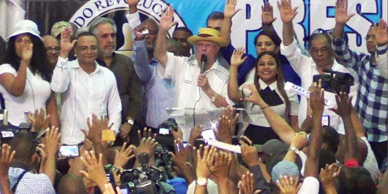 Hipólito Mejía irá a Los Mina a respaldar sus pre candidatos en SDE