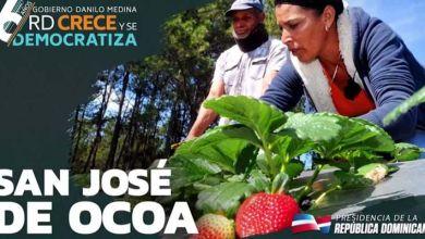 Photo of Gobierno destaca inversión en San José de Ocoa y auge de invernaderos