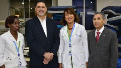 Photo of Hospital SEMMA Santo Domingo Recibe donativo