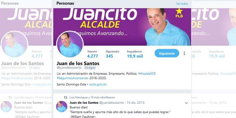 ¿Quién es más líder? ¿El difunto Juancito o El Cañero? ... Twitter puede tener la respuesta
