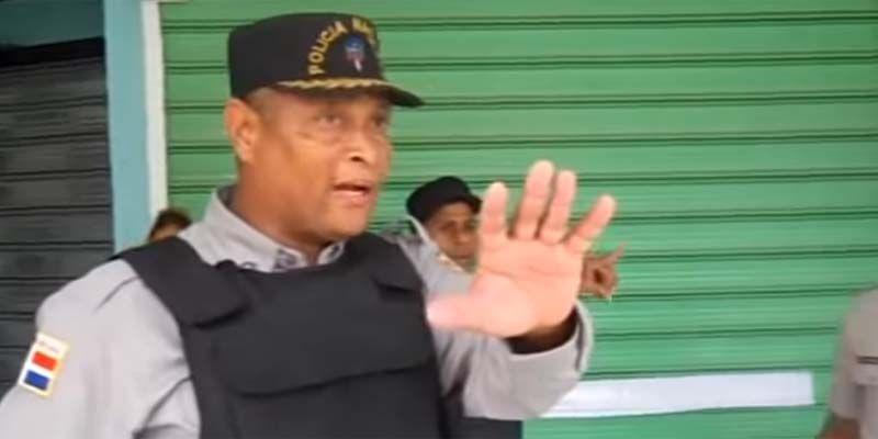 Tratando de entender la reacción del teniente coronel Madé al dar puñetazo a activista de los Derechos Humanos