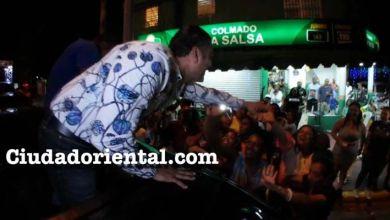 Photo of En caravana navideña Luis Alberto Tejeda muestra contagioso magnetismo en la Circ. 2 de SDE + Vídeo