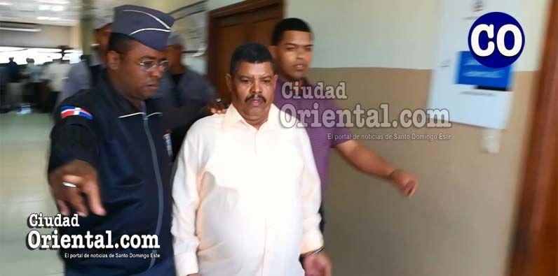 Padre e hijo cometieron matanza en El Almirante llevados audiencia preliminar