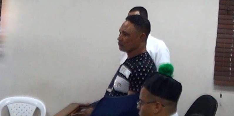Condena de 10 años de prisión imputado en homicidio teniente ERD en Villa Liberación