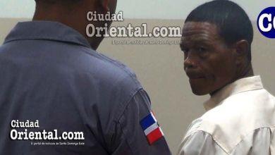 Fabio Acosta López, puesto en custodia.