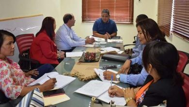 Photo of Planifican Actividades del Programa Modelo de Naciones Unidas de la Regional 10 de Educación