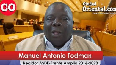 Photo of El Frente Amplio creyó que Antonio Todman moriría y lo dejaron fuera de la dirección de la organización + Vídeo