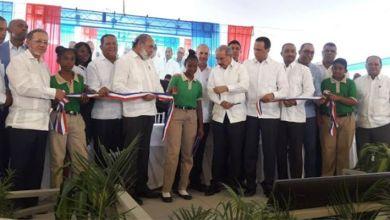 Photo of Danilo Medina entrega dos escuelas en la provincia La Altagracia