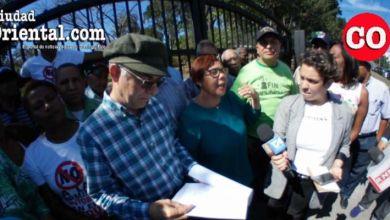 Photo of Dan a conocer informe de la Academia de Ciencias contra la parada de guaguas al lado de Los Tres Ojos + Vídeo