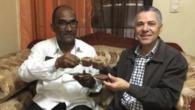 Photo of Abel Matos está feliz tras ser visitado por Manuel Jiménez