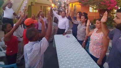 Photo of Alexandra Peña sale a las calles de la Circ. 2 para fortalecer pre candidatura a diputada