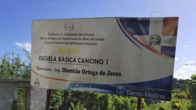 Photo of Alexis Jiménez solicita terminación de escuela en Cancino Adentro