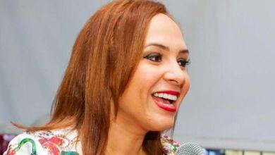Photo of Karen Ricardo agasaja periodistas de Santo Domingo Este en su día
