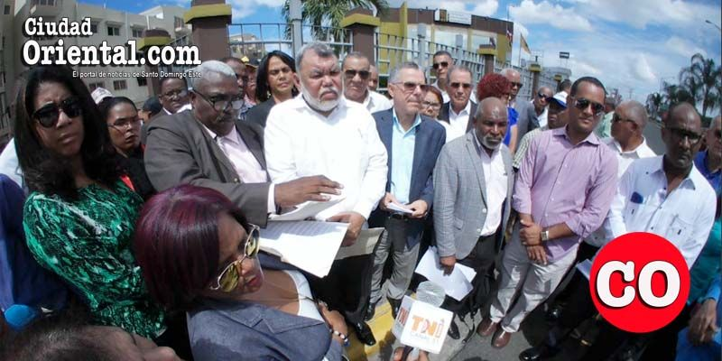 Organizaciones opositoras denuncian irregularidades en integración Junta Electoral de SDE + Vídeo