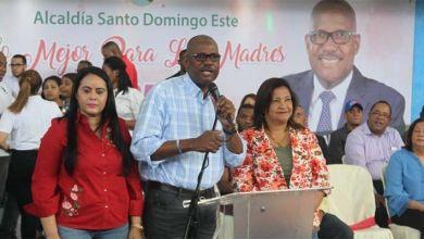Photo of Alcaldía de Santo Domingo Este celebra por todo lo alto del Día de las Madres + Vídeo
