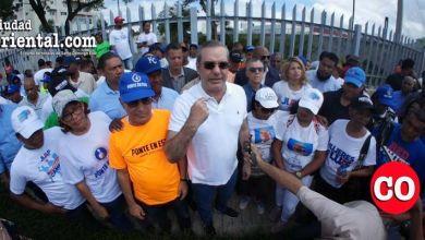 """Photo of La dirigencia del luisismo en SDE abandona a Luis Abinader en la """"caminata por el cambio"""""""
